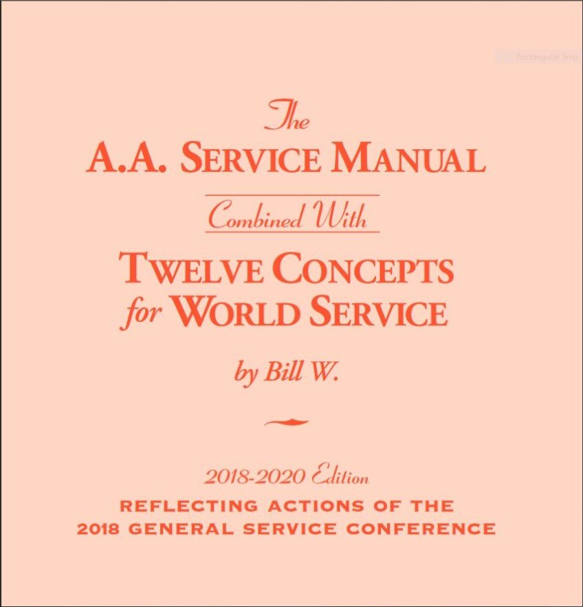A.A.'s Legacy of Service by Bill W. (1951)